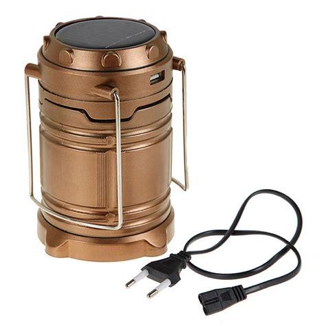 deal shop solar lights reviews klx y02 solar power rechargeable 6 led cing lantern