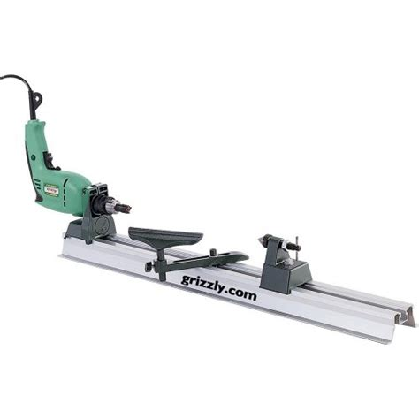 Miniature Lathe Grizzly H2669 Hobby Lathe