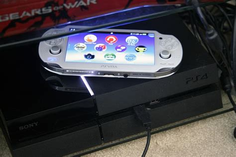 ps vita remote play ps4 away from home setting up ps4