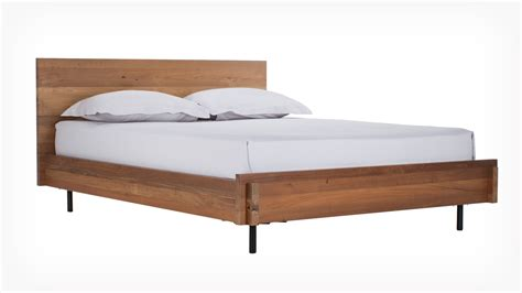 pictures of beds eq3 reclaimed teak bed