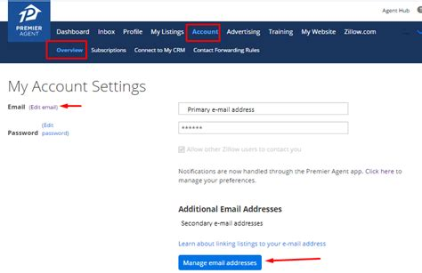Zillow Search By Address How Do I Sync My Listings With My Zillow Profile Zillow