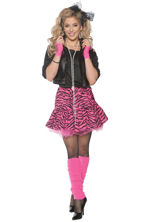 rockin   pink adult costume purecostumescom
