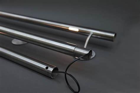 Handlauf Mit Beleuchtung Edelstahlhandlauf Mit Integrierten Led Modulen