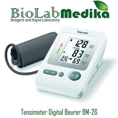 Daftar Tensimeter Digital German tensimeter digital beurer bm 26 biolab medika