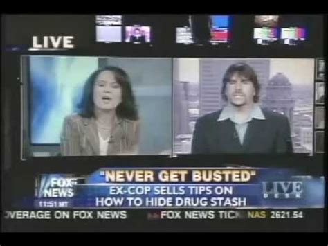 Fox News Live Desk by Barry Cooper Swarmed By Morons On Fox News Live Desk