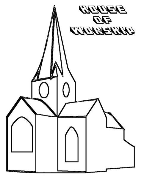 church house coloring pages pin warship coloring page on pinterest