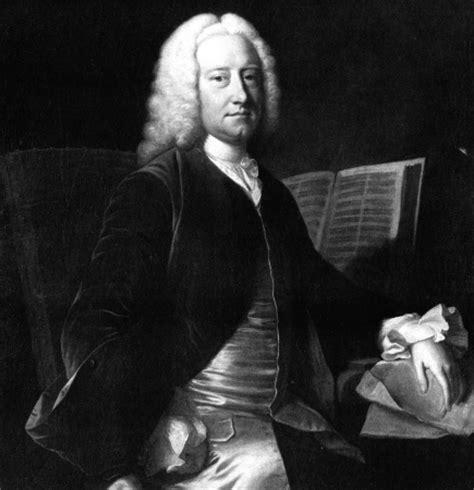 Tabellarischer Lebenslauf Georg Friedrich Handel Haendelsaramusique Saramusique