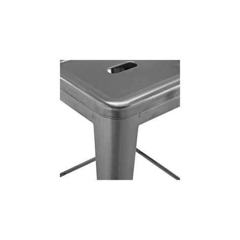 Tabouret Metal Tolix by Tabouret Caf 233 R 233 Tro Tolix Pauchard Reproduction Pas Cher