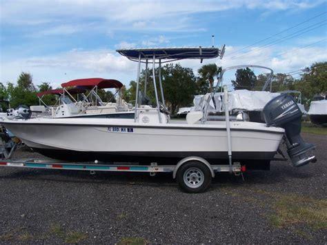 carolina skiff guide boat carolina skiff bay runner 220 boats for sale in florida