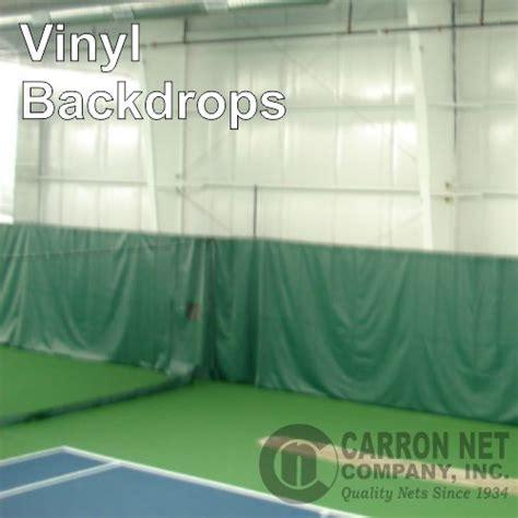 tennis backdrop curtains carron net company inc 75705