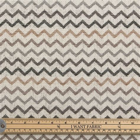 next upholstery fabric next fabrics natural grey fawn chevron zig zag striped
