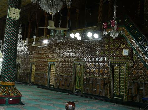 Shah Interiors by Interior Of Khanqah Shah Hamdan Srinagar Findmessages