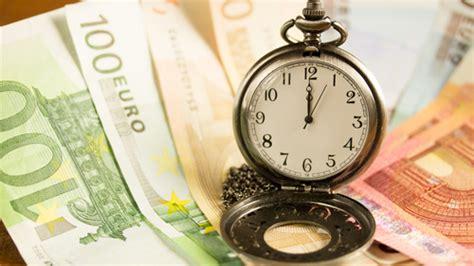wann ist geld auf dem konto gehaltszahlung wann muss sie auf dem konto sein