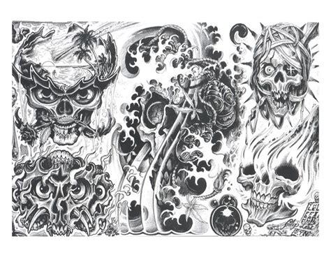 tattoo flash evil crazy evil skull tattoos skull tattoos pinterest
