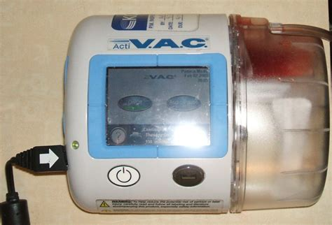 Vaccum Dressing negative pressure wound therapy