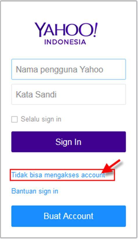 email lupa password cara masuk ke email yahoo yang lupa password faezya blog
