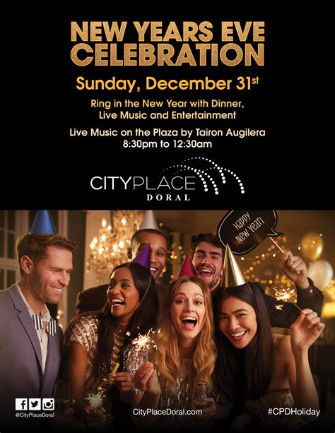 new year celebration dates new year s celebration cityplace doral