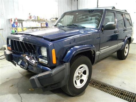 how make cars 2001 jeep cherokee parental controls martin s classic cars 2001 jeep cherokee sport 4x4 sold repairable classic cars muscle cars