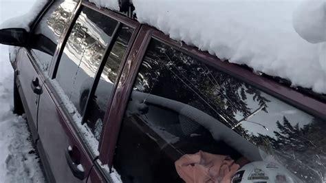 volvo  turbo intercooler wagon cold start youtube