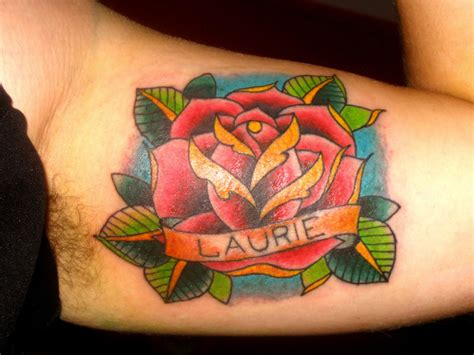 tattoo gallery rose 301 moved permanently