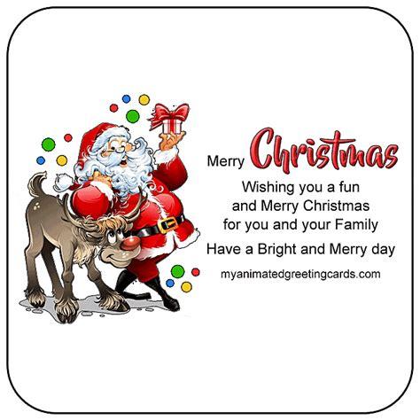 wishing   fun  merry christmas