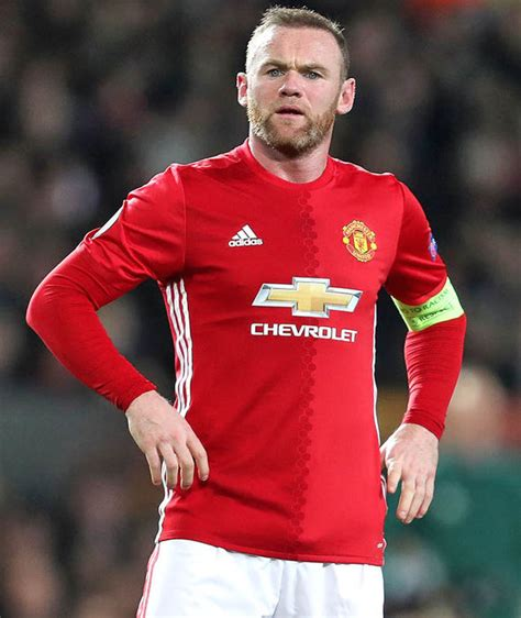 Kaos Manchester United Mu Rooney wayne rooney makes claim after starring in manchester united victory football sport
