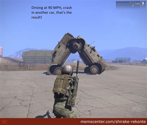 Arma 3 Memes - arma 3 great physics wow by shirake rekonte meme center