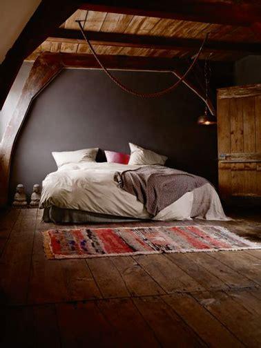 Chambre Cocooning Dans Les Combles by Une Chambre Parentale Ultra Cocooning Sous Les Combles