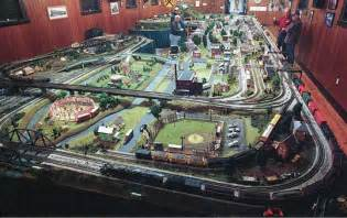 Gauge model train layouts memories of toy trains and christmas