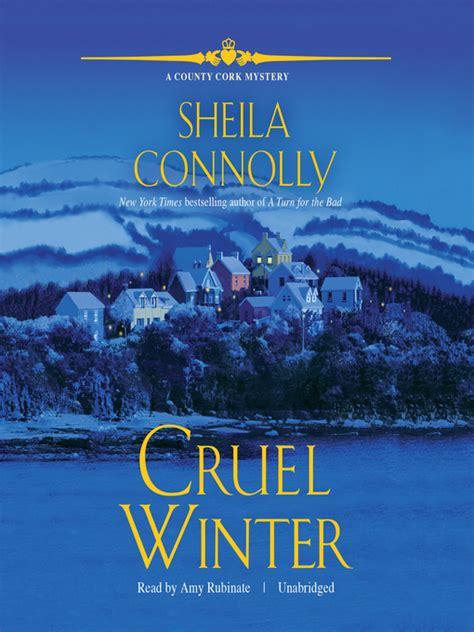cruel winter a county cork mysery a county cork mystery books cruel winter nashville library overdrive