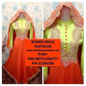 Baju Gamis Deskya Dress butik muslimah dress panjang murah terbaru