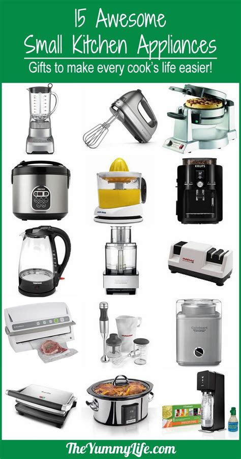 15 awesome small kitchen appliances 15 awesome small kitchen appliances