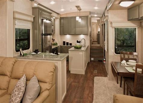 Jayco Caravan Floor Plans by High End Fifth Wheel Trailers Rv Business