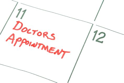 make an appointment on my calendar doctor appointments that do more harm than the
