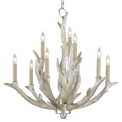 Lodge Chandelier Rittenburg Antique Silver Antler Modern Rustic Lodge 9 Light Chandelier Kathy Kuo Home