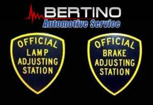 Lamp And Brake Inspection by Rancho Cucamonga Auto Repair Shop