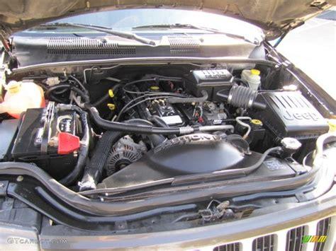 2004 Jeep Grand Laredo Engine 2004 Jeep Grand Laredo 4 0 Liter Ohv 12v Inline 6