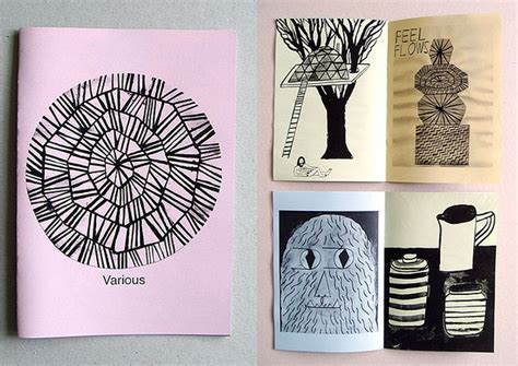 sketchbook zine 186 best images about zine inspiration on