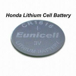 honda crv key fob battery replacement  honda reviews