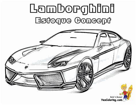 rich relentless lamborghini cars coloring race cars
