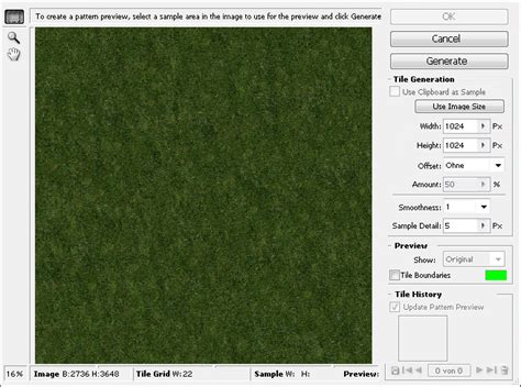 pattern maker tutorials photoshop tutorial how to create a tileable grass