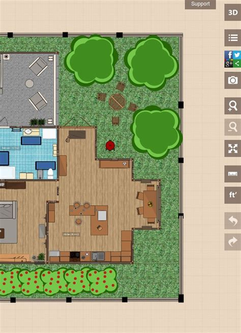 planner 5d home design software free online floor planning and interior design software