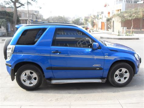 Suzuki Vitara 2 0 Suzuki Grand Vitara 2 0 Mt 140 Hp Specification Review