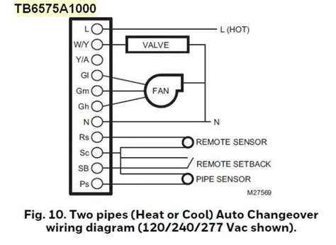 fan coil unit wiring diagram wiring diagram and schematics