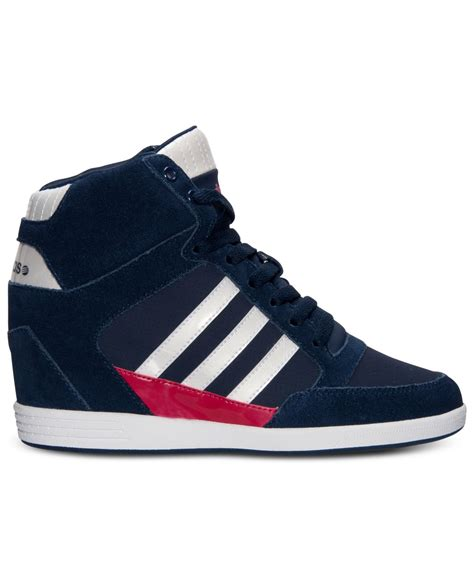 wedge sneakers adidas   28 images   for adidas lace wedge sneakers black in black, adidas wedge