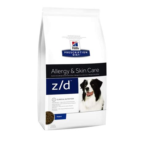 z d food hill s prescription diet canine z d ultra allergen free 3kg petpl