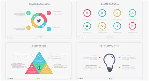 powerpoint slide show template 16 cool powerpoint templates for analytics presentation