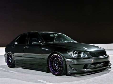 lexus purple minheeer s build thread with hella flush and just stance