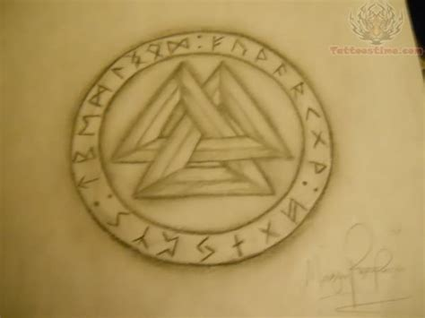 interlocking tattoos designs 17 pagan designs
