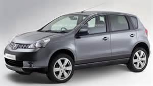 Nissan Small Nissan Qashqai To Go Into Production